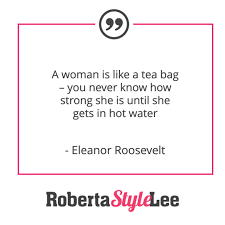 International Womens Day 35 Inspirational Quotes Roberta Style Lee