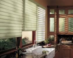 Kitchen Shades Pirouette