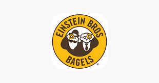 einstein bros bagels on the app