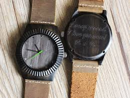mens watch wooden personalized anniversary gift for boyfriend mens watch wooden personalized anniversary gift for boyfriend custom anniversary gift for men groomsman gift anniversary gift for husband