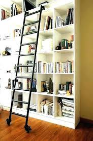 rolling bookshelf ladder library ladder bookcase rolling library ladder rockler classic rolling library ladder kit rolling bookshelf ladder