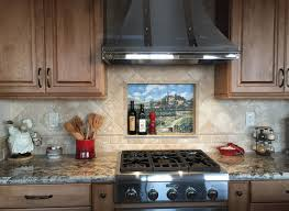 Mural Tiles For Kitchen Decor Tile Murals 75
