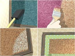 image titled decorate. Cork Board Decorating Ideas Image Titled Decorate A Bulletin Step 7 O