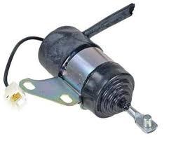 kubota shut off solenoid wiring schematic kubota new fuel shut off solenoid fits kubota tractors 16851 60014 1685160014 on kubota shut off solenoid