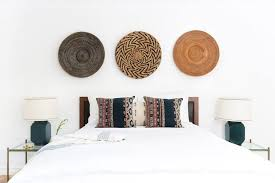 ways to decorate above the bed