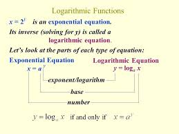what is a logarithmic equation math 2 logarithmic functions logarithmic equations maze worksheet answers