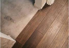 faux brick tile flooring