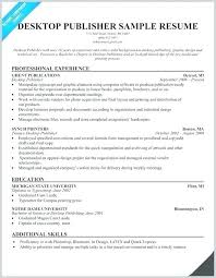 Resume Templates For Publisher Artist Resume Example Wikirian Com