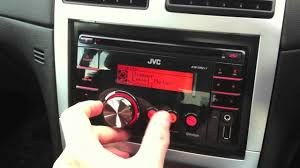 review jvc kw xr811 car stereo