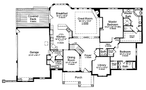House Plan 2091B MAYFIELD Two Master