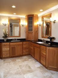 corner vanity inspiring choosing modern bathroom vanities and at cabinet with two sinks