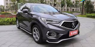 2018 acura cdx. exellent 2018 chinese acura cdx with accessories on 2018 acura cdx