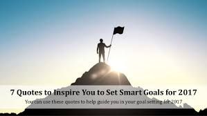 Goal Quotes 100 Quotes to Inspire You to Set Smart Goals for 201100 69