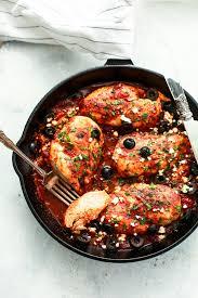 terranean en skillet recipe