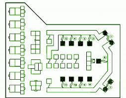 2003 suzuki aerio dash front fuse box diagram circuit wiring 2003 suzuki aerio dash front fuse box diagram