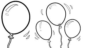 Our coloring pages are free and classified by theme, simply choose and print your drawing to color for hours! Balloons Coloring Page Best Place To Color