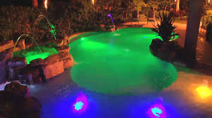 intellibrite 5g led color changing and white led pool lights by pentair mp4 you