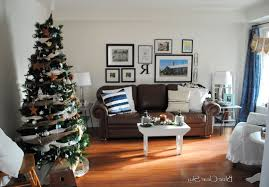 Xmas Living Room Decor Best Collection For Christmas Living Room Decor White Fireplace