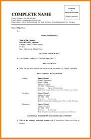 Resume Address Format Nmdnconference Com Example Resume And
