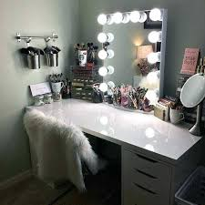 bedroom furniture exquisite photos of makeup vanities for bedrooms with lights attractive makeup mirror lights