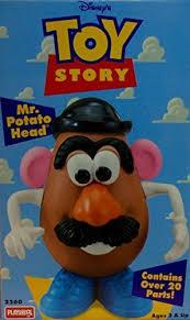 mr potato head toy story toy. Delighful Story 1995 Toy Story Mr Potato Head Inside Mr