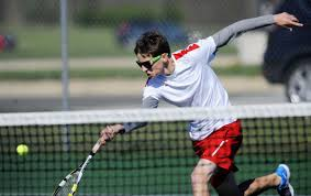 high boys tennis season preview moving up the ladder high boys tennis season preview moving up the ladder