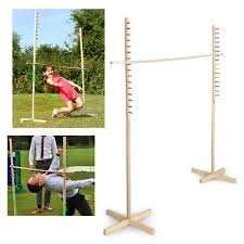 Wooden Limbo Game GARDEN LIMBO GAME Outdoor Indoor Kids Adult Family Fun Summer 53