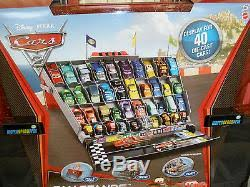 Disney Cars Fan Stand Display Case Disney Pixar Cars 100 Fan Stands Play N Display Case World Grand 4