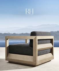 rh outdoor furniture. RH Outdoor 2018 Source Book (Photo: Business Wire) Rh Furniture E