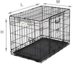 dog crates size chart measuring your dog for a crate dog com