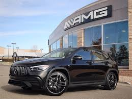 Mercedes me is the ultimate resource, putting control of your vehicle in the palm of your hand. New 2021 Mercedes Benz Gla Amg Gla 35 Suv Suv In Westminster Mj165145 Mercedes Benz Of Westminster