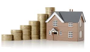 Loan-to-value calculation as house prices change