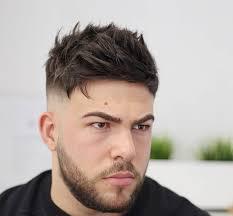 27 Cool Mens Haircuts 2019