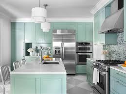 With their beautiful array of materials and color palettes, asian kitchen european kitchen cabinet styles tend to be minimalistic and highly functional. Color Ideas For Painting Kitchen Cabinets Hgtv Pictures Hgtv