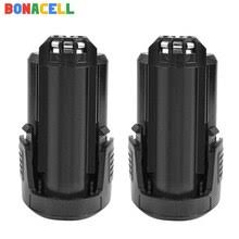 Bonacell 12V 3500mAh <b>литий</b>-<b>ионная аккумуляторная батарея</b> ...