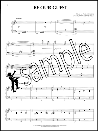 beauty and the beast sheet music disney beauty and the beast piano solo sheet music book soundtrack