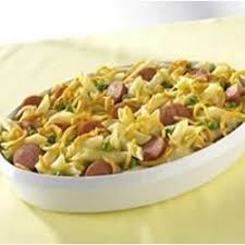 photo of baked penne and smoked sausage by hillshire farm brand