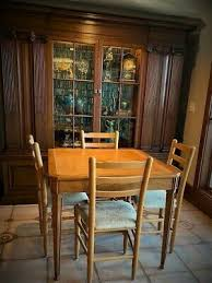 post 1950 table with 4 vatican
