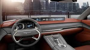 Genesis GV80 concept; New York auto show news