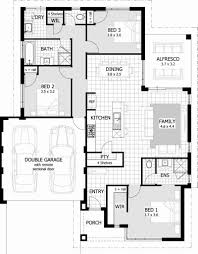 impressive decoration narrow lot house plans no garage one story house plans for narrow lots fresh 3 bedroom house plans no garage internetunblock us