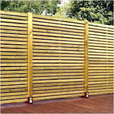 horizontal wood fence panels heizungsratgeberinfo