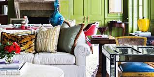 teal living room furniture. Green Family Room By Celerie Kemble And Lindsey Herod Teal Living Furniture
