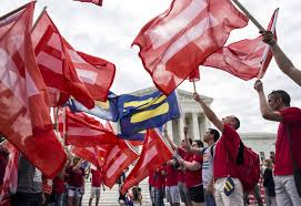 poll shows americans divided on same sex marriage pbs newshour