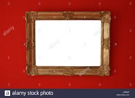 colour pendant fairy tale hang picture frame tale gold red mirror frame