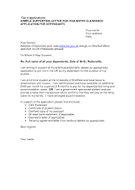 The Best Cover Letter Cover Letter Sample For Uk Visa Application Free Online ResumeVisa 17