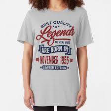 <b>Legends are Born in</b> November 1955 Fashion Hoodies & Sweatshirts