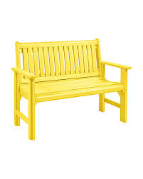 cr plastic products b01 4 garden bench