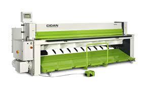 metal shear. rapido sheet metal shear - cidan machinery americas