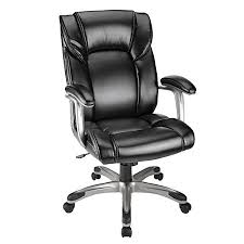 office chair images. Realspace Salsbury High Back Chair Black Office Images