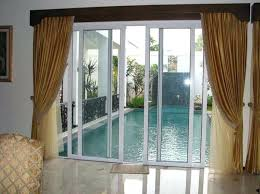 bamboo curtains for sliding glass doors curtains for sliding glass doors sliding glass door curtain ideas